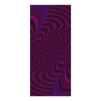Top de giro en extracto de los colores oscuros lonas personalizadas