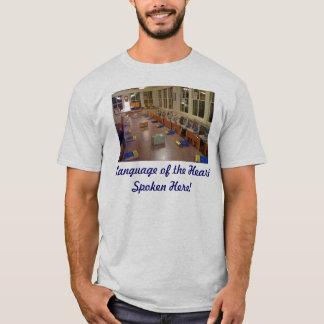 Top de la camiseta de la colina