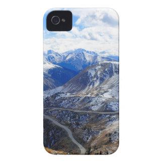 Top del Mountain View del mundo Case-Mate iPhone 4 Protector