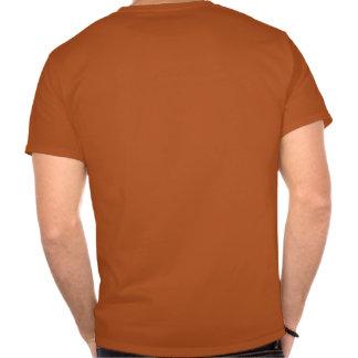 Top del traje de la mariposa del tamaño extra gran camiseta