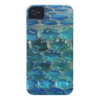 Topaz azul carcasa para iPhone 4 de Case-Mate