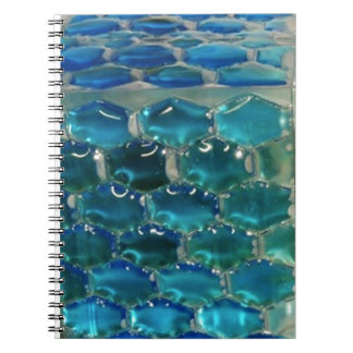 Topaz azul libretas