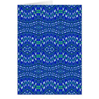 topetones azules tejidos