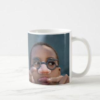 topo ajustado taza de café
