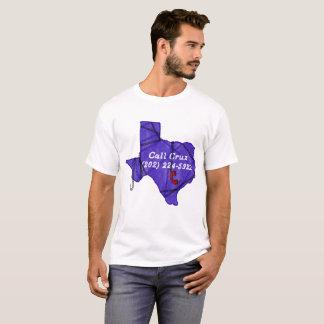 Toque a su senador de Tejas Camiseta