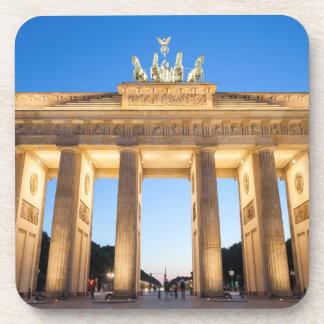 Tor Berlín de Brandenburger Posavasos