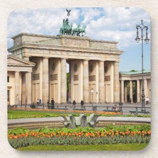 Tor de Berlín Brandenburger Posavasos