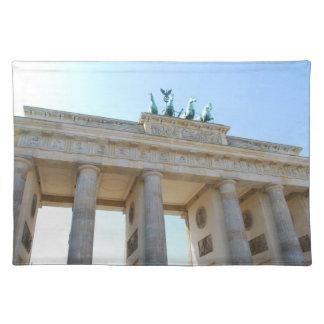 Tor de Brandenburger, Berlín Salvamanteles