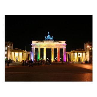 Tor de Brandenburger Postal