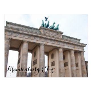 Tor de Brandernburger Postal