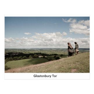 Tor de Glastonbury Postal