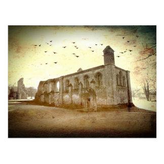 Tor de Glastonbury, Somerset Postal