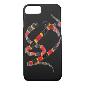 Torcer arte de la serpiente funda iPhone 7