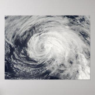 Tormenta tropical Ele en el Pacífico central Impresiones