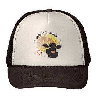 Toro 21 al 20 Cappello Aprile maggio Gorras