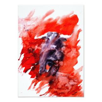 Toro Invitación 12,7 X 17,8 Cm