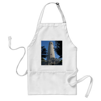 Torre de Coit, delantal de San Francisco