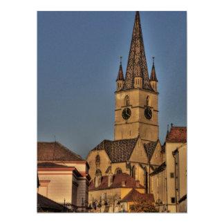 Torre de iglesia evangélica comunicados personalizados