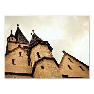 Torre de iglesia evangélica, Sibiu Invitaciones Personales