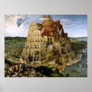 Torre de la impresión de Babel