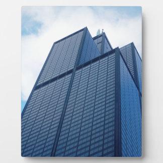torre de los willis placa expositora
