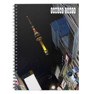 Torre de Namsan Cuaderno