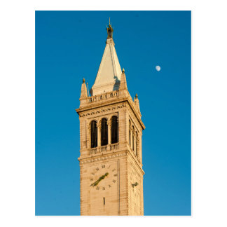Torre de Sather de la Universidad de California, Postal