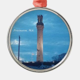 Torre del peregrino, Provincetown, ornamento 1 del