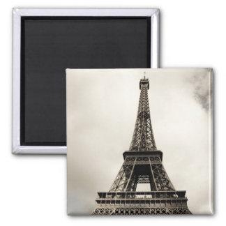 Torre Eiffel 8 Imán Cuadrado