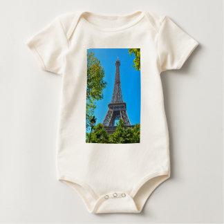 Torre Eiffel Body Para Bebé