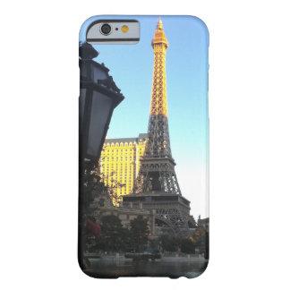 Torre Eiffel de Las Vegas Funda De iPhone 6 Barely There