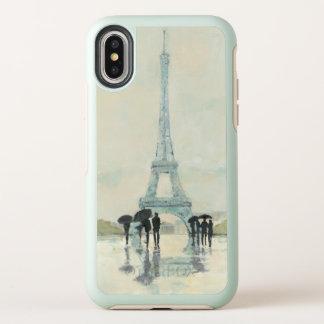 Torre Eiffel el | París en la lluvia