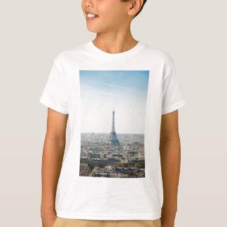 Torre Eiffel hermosa París Francia Camiseta