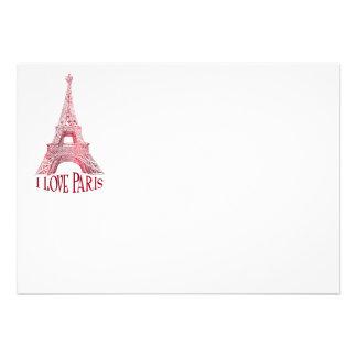 Torre Eiffel Anuncio