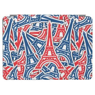 Torre Eiffel, modelo de Francia Cover De iPad Air