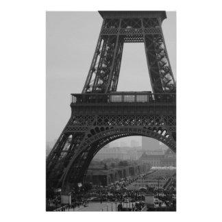 Torre Eiffel Papeleria De Diseño