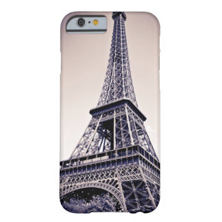 Torre Eiffel, París, Francia Funda Barely There iPhone 6