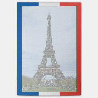 Torre Eiffel, París, Francia Notas Post-it®