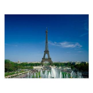 Torre Eiffel, París, Francia Postal