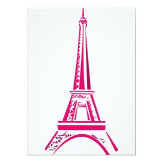 Torre Eiffel París Comunicados Personalizados