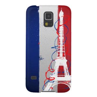 Torre Eiffel urbana Carcasa Galaxy S5