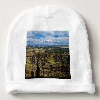 Torre Wyoming de los diablos del pino de Ponderosa Gorrito Para Bebe