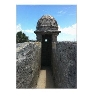 Torrecilla de Castillo de San Marcos St Augustine