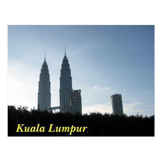 Torres de Kuala Lumpur Postal