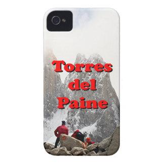 Torres del Paine: Chile Funda Para iPhone 4 De Case-Mate
