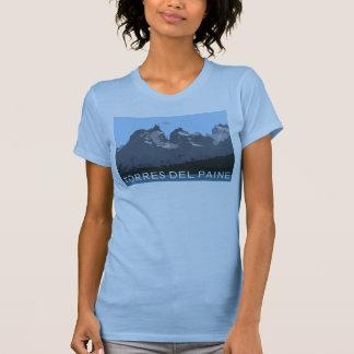 Torres del Paine T-shirt Camisetas
