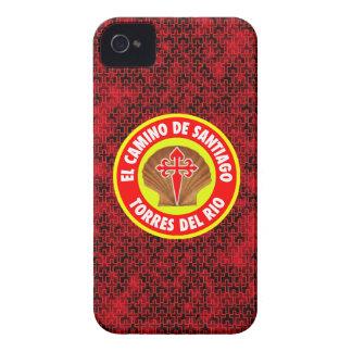Torres Del Río iPhone 4 Case-Mate Carcasa