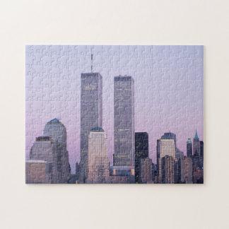 Torres gemelas de Nueva York Puzzle
