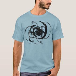 Torsión abstracta camiseta