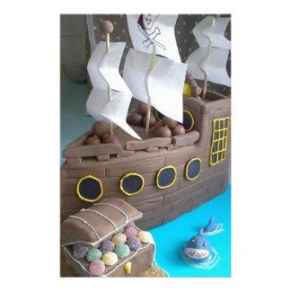 Torta 1 de la nave papelería